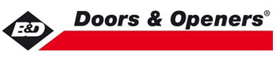 repairs and remotes doors and openers logo