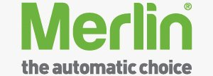 repairs and remotes merlin logo