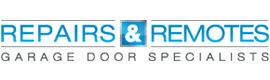 repairs and remotes logo
