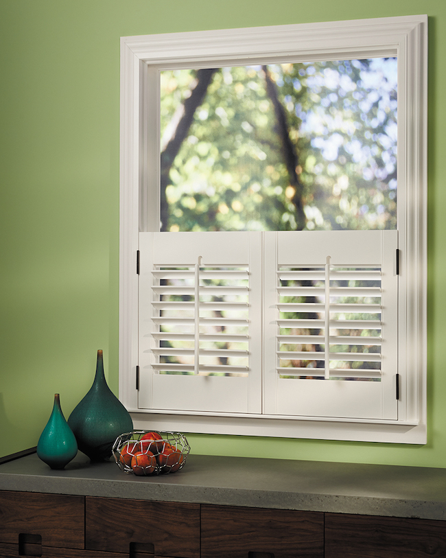 Hunter Douglas Heritance Hardwood Shutters In Billings Mt