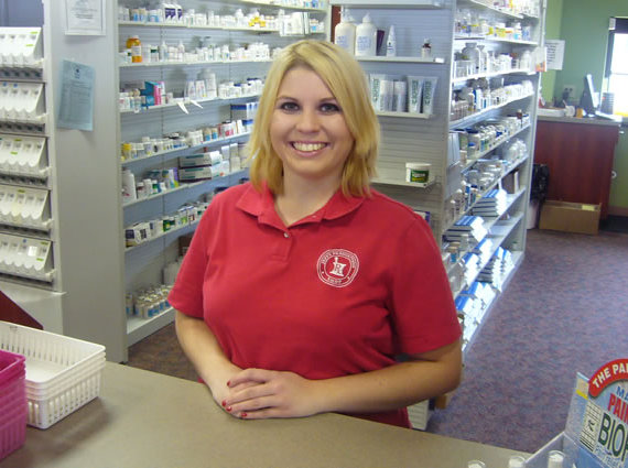 Amanda - Staff - Jeff's Prescription Shop