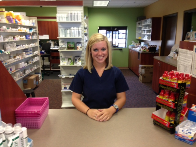 Taylor - Staff - Jeff's Prescription Shop