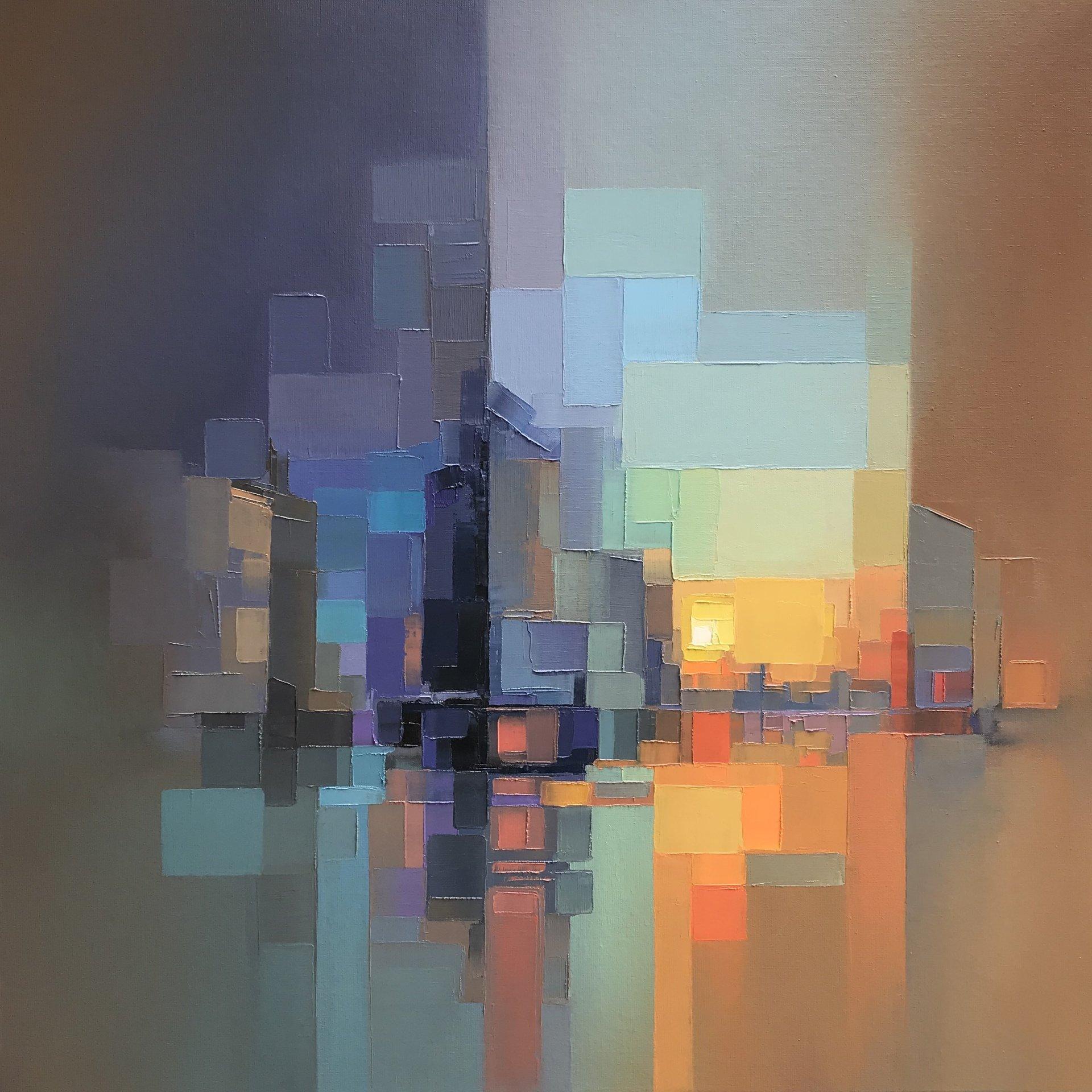 [Reflexion] Les oeuvres qui vous inspirent - Page 3 Advanceoil80cm+x+80cmlinen%C2%A31500.00