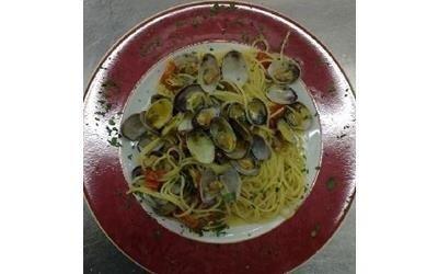 Spaghetti alle vongole Piccolo Mare