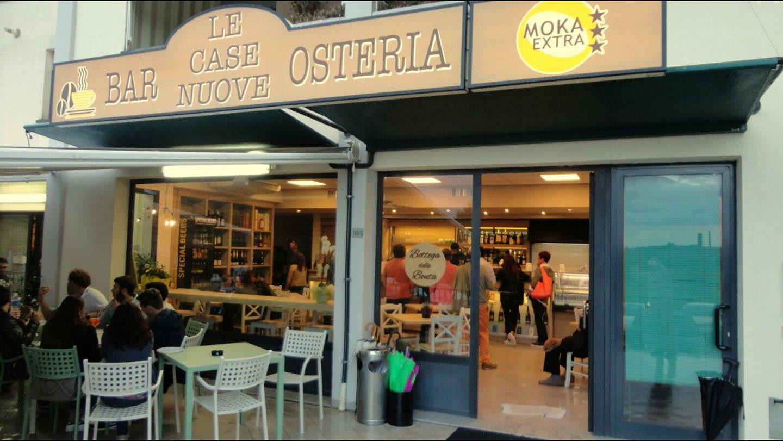 Vista del Bar Osteria Le Case Nuove a Foiano Della Chiana