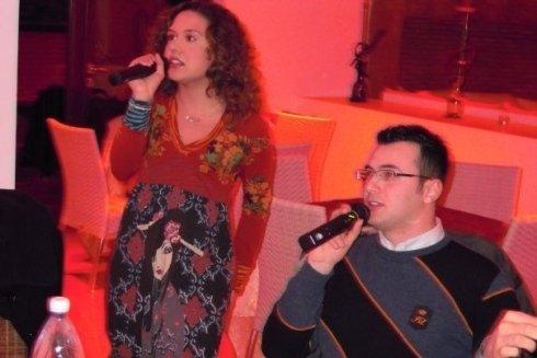 feste private con karaoke