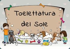 TOELETTATURA DEL SOLE - LOGO
