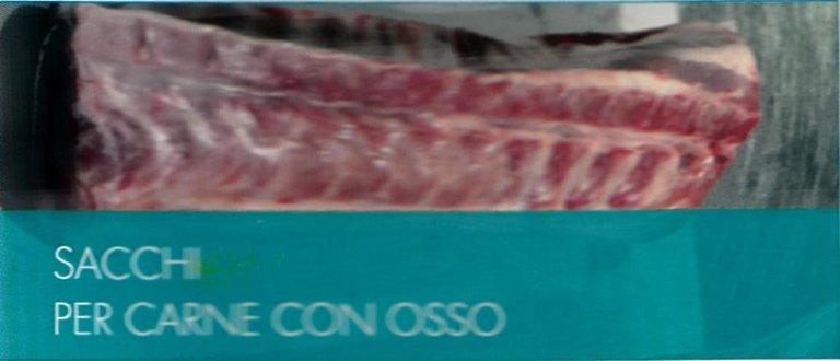 sacchi per carni con osso
