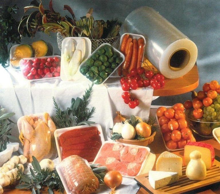 imballaggi alimentari plastici