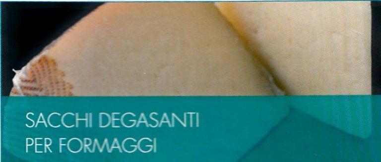 sacchi per formaggi