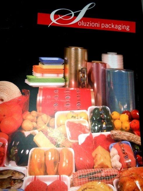 Pellicole trasparenti per alimenti