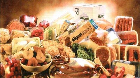 imballaggi alimentari plastici e cartari