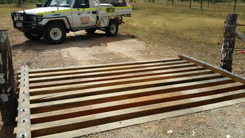 Creative wooden grid by Wetzler