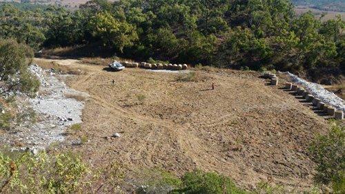 Mine site rehabilitation by Wetzler