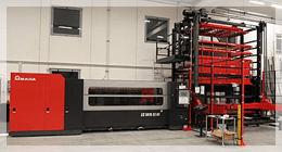 taglio laser lamiere acciaio