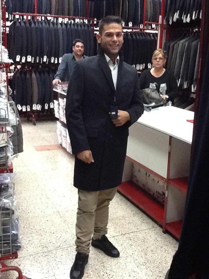 cappottino giovanile elegante