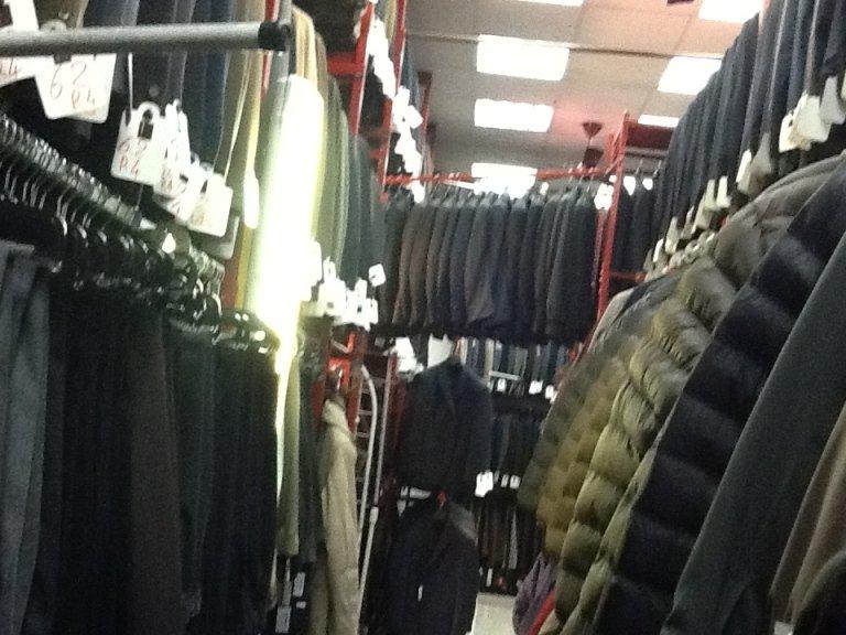 vasto assortimento giacche e cappotti da uomo