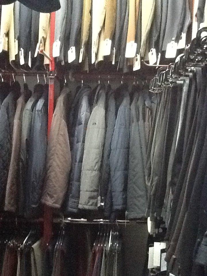 giacconi da uomo vari modelli e colori