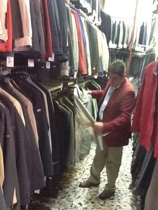 abbigliamento casul conformato