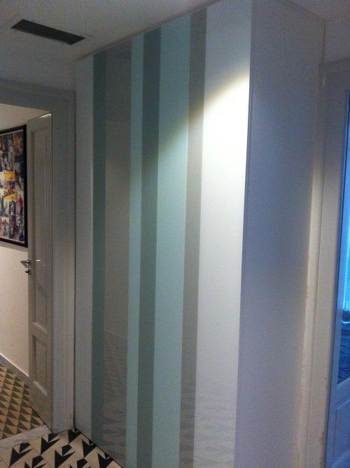 Razze di colori per un armadio per decorare
