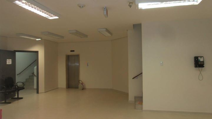 after interior wall painting