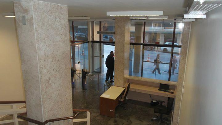 lobby work