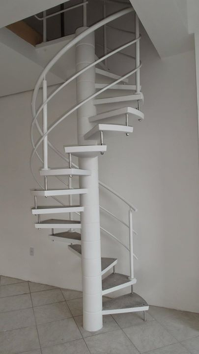 spiral straircase