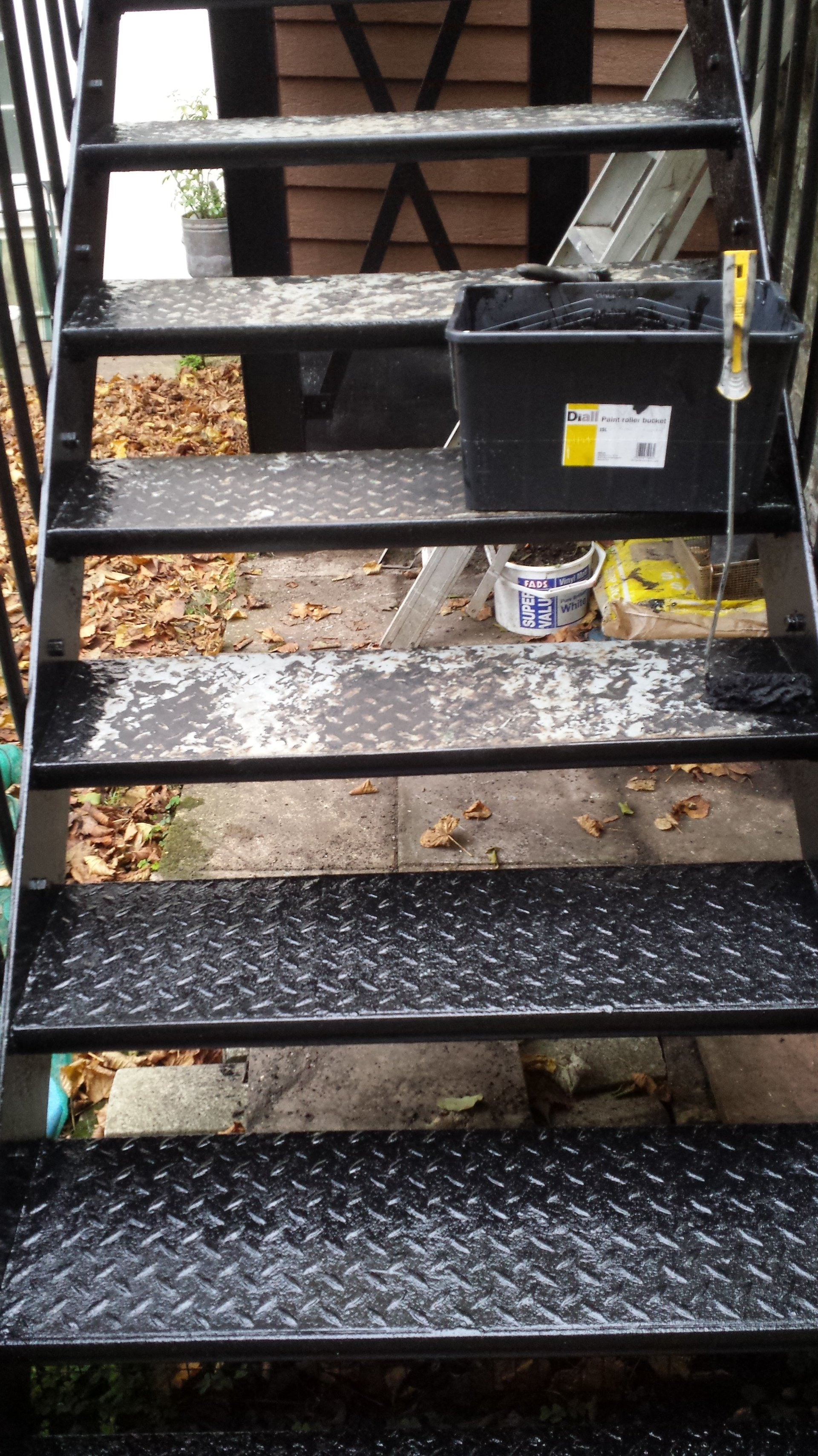 domestic staircase
