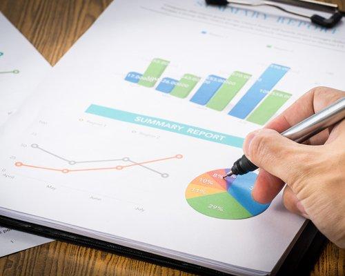 Individual analyzing  data