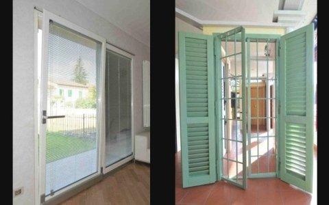 Realizzazione sistemi di chiusura firenze centro di sicurezza - Serrande elettriche per finestre ...