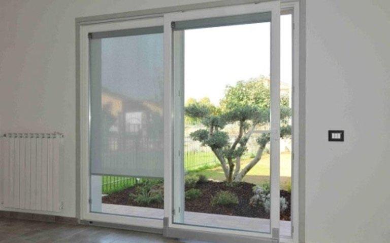 finestre e zanzariere