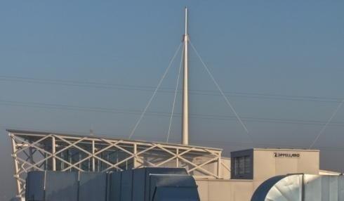 centro commerciale nave de vero UTA