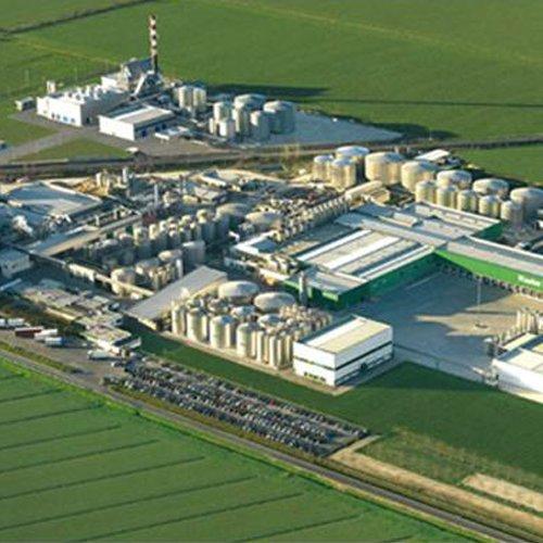 referenze stabilimenti industriali