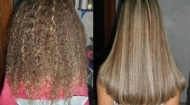 stiratura chimica capelli