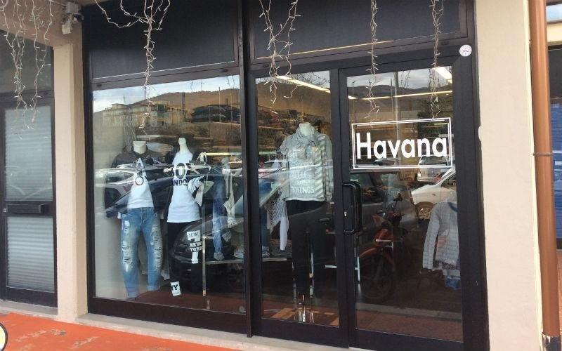 havana abbigliamento negozio