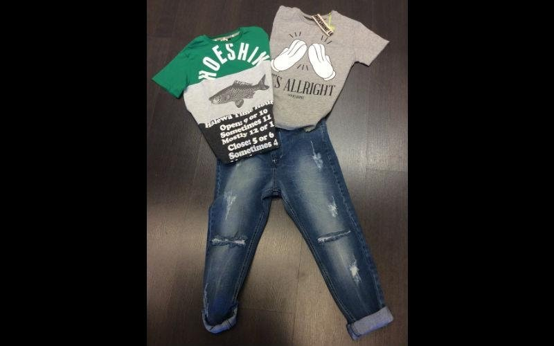 outfit ragazzo casual