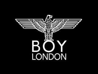 boy london abbigliamento logo