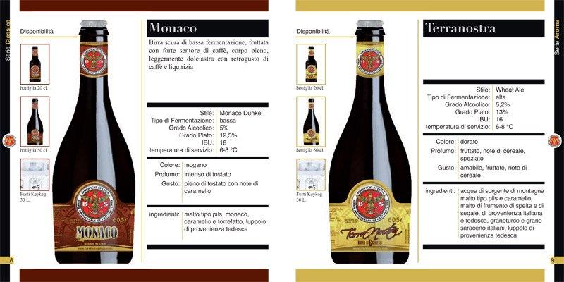Birra Monaco e Terranostra