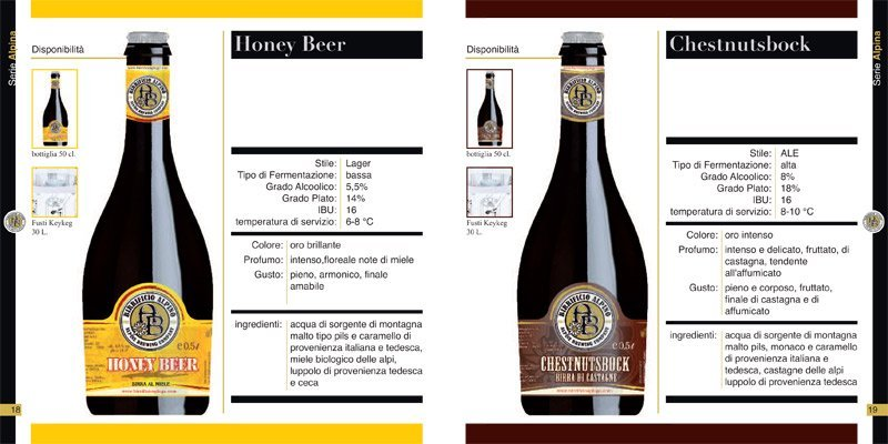 Honey Beer e Chestnutsbock