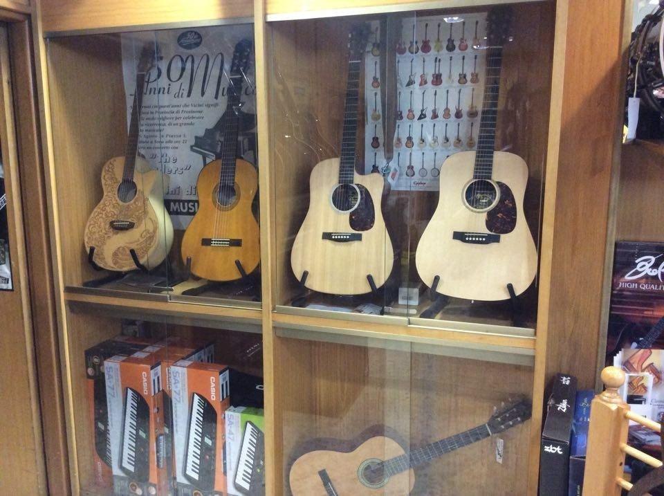 chitarre frosinone
