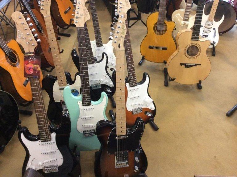 chitarre elettriche frosinone