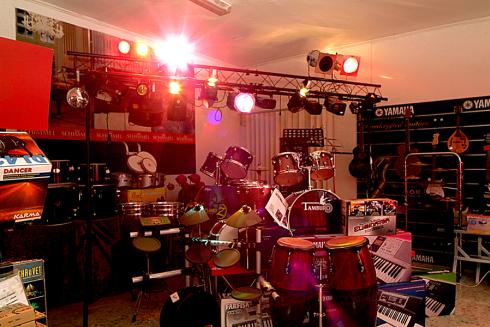 Accessori e strumenti per musicisti