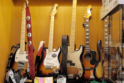 chitarre proffesionali