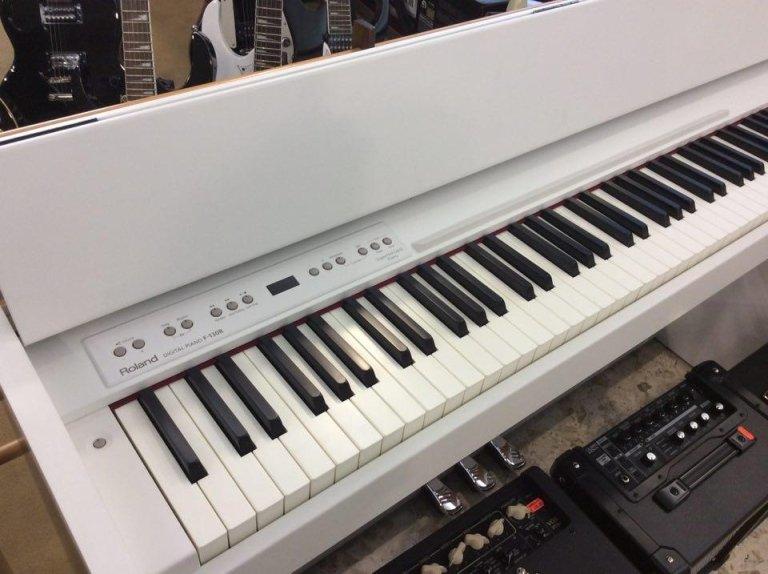 pianoforte grigio