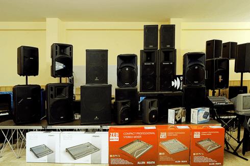 Amplificatori e casse