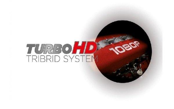 TURBO HD - LOGO