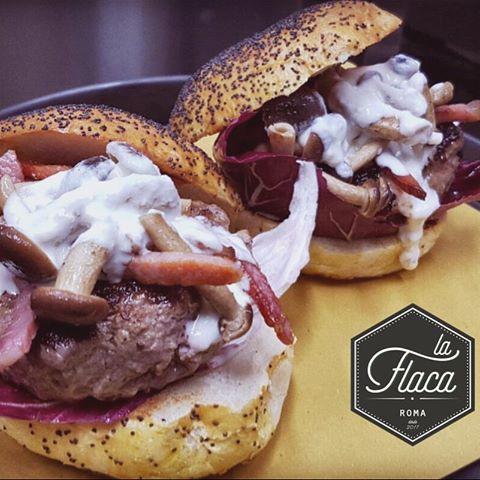Hamburger per  gourmets