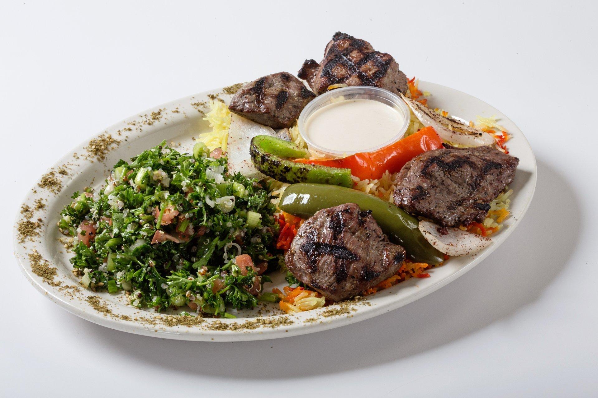 El basha mediterranean eatery mediterranean food victor for Athena mediterranean cuisine ny