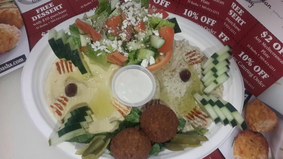 Mediterranean Food Victor NY