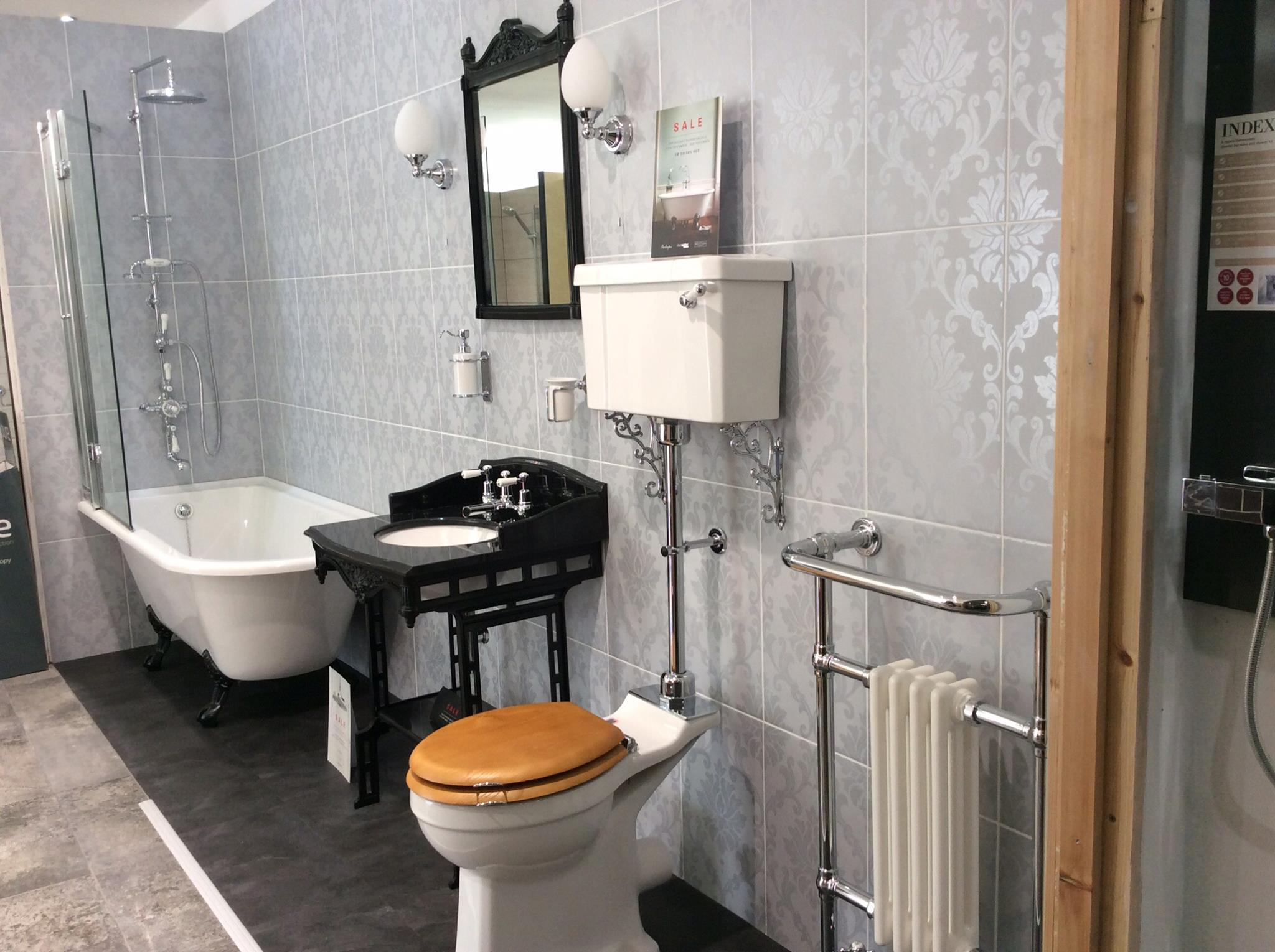 Bathroom Whitley Bay Signature Kitchens Bathrooms And
